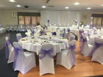 Golborne Parkside Rugby Club wedding venues for hire in Warrington.