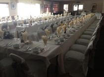 Wedding Venue for hire in Cheshire, Haydock Cricket Club.